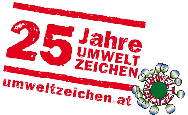 25 Jahre Österreichisches Umweltzeichen