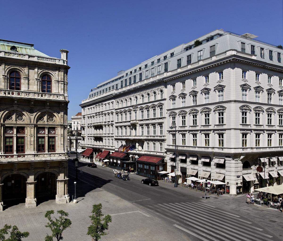 Hotel Sacher Wien ist Träger des Österreichischen Umweltzeichens
